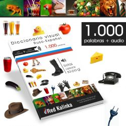 Visual dictionary with audio: Russian-Spanish