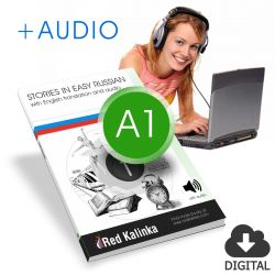 Russian stories with audio: Level A1 Book 1