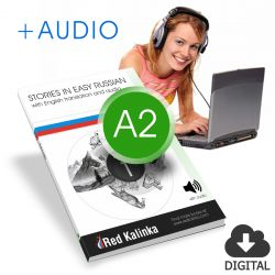 Russian stories with audio: Level A2 Book 1