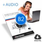 Russian stories with audio: Level B2 Book 1