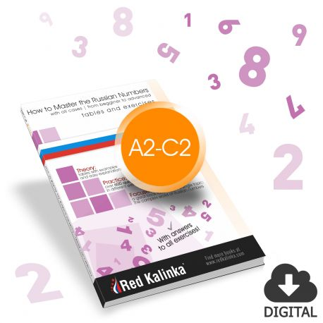 Russian Numbers: Learn to master them (beginner - advanced)