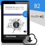 Historias rusas con audio: Nivel B2 Libro 1 (ebook)