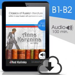 Classics in easy Russian: Anna Karenina