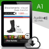 Diccionario visual ruso-español con audio (ebook)