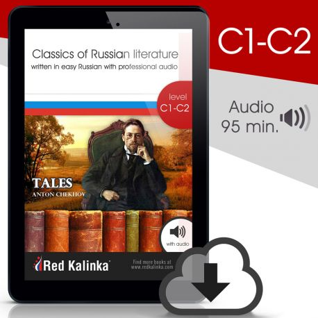 Classics in easy Russian - Anton Chekhov: Tales (ebook)