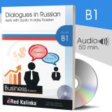 Business Russian. Dialogues + audio. Level B1 (paper)